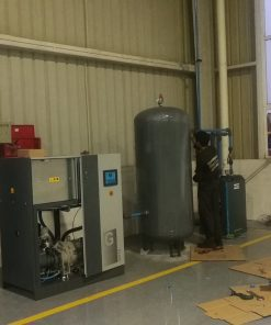 Atlas Copco Air Compressor Factory outlook