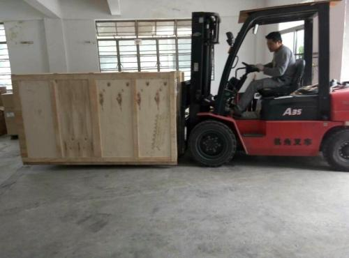 Packing for China International Trade