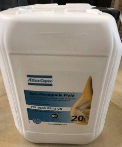 1630-0542-00 Atlas Copco Roto Synthetic Foodgrade Oil