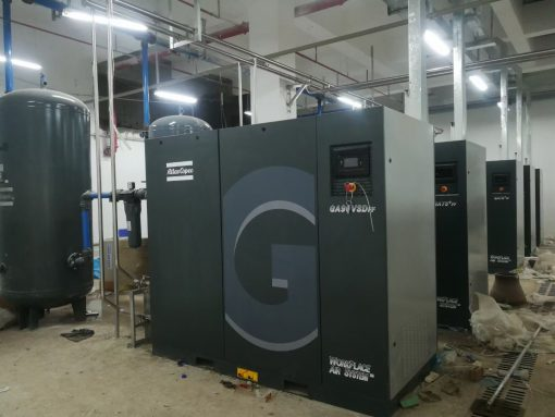 Atlas Copco Air Compressor System