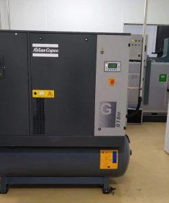 G18FF Rotary Screw Air Compressor of China factory