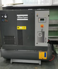 G7 FF Oil Injected Air compressor from Atlas Copco