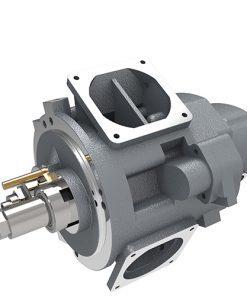 Oil Free Air Compressor Air End Atlas Copco