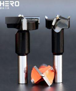Sharp Door Hinge Cutting Tool- Hinge Cutter Drill Bit